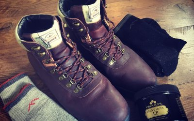 Ridgemont Outfitters Heritage boots: From the city to the mountains