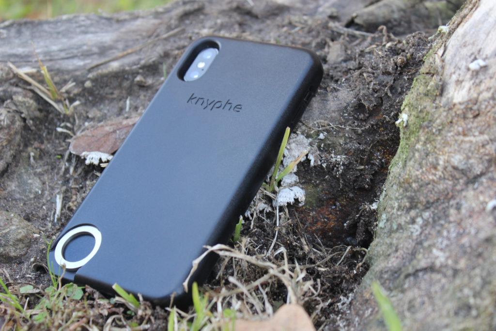 The Knyphe: Phone Case + EDC Knife