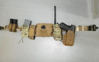 Ronin Tactics Task Force Belt