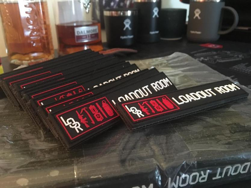 Want a limited edition Loadout Room patch? Here's how...