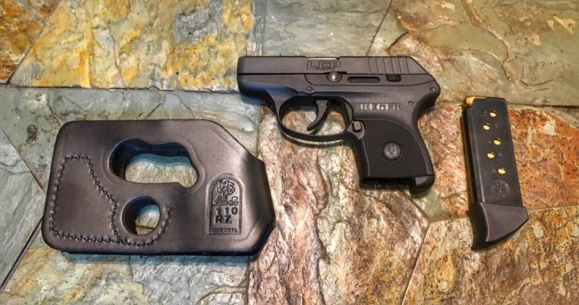 The secret to making a Ruger LCP carry-able is buying the right