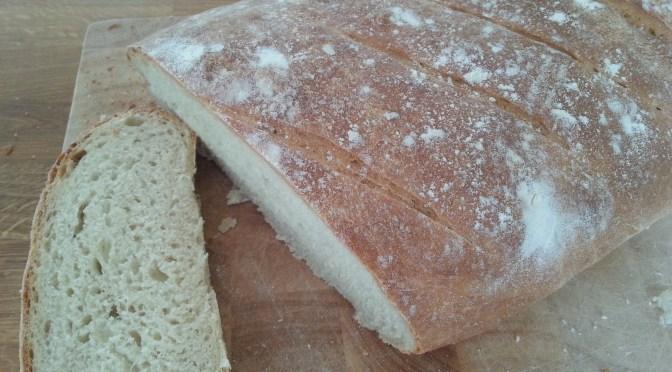 White bloomer bread recipe