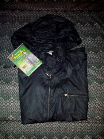 Rain gear: rain coat and poncho