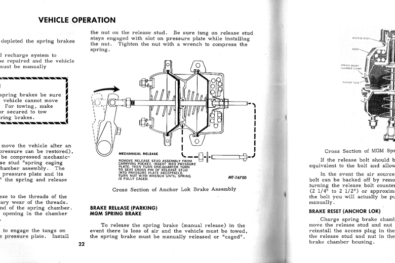 Cargostar And Loadstar Series Operator's Owner's Manual