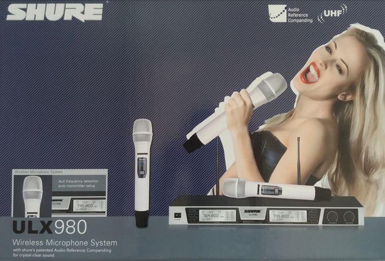 Micro không dây Shure ULX 980