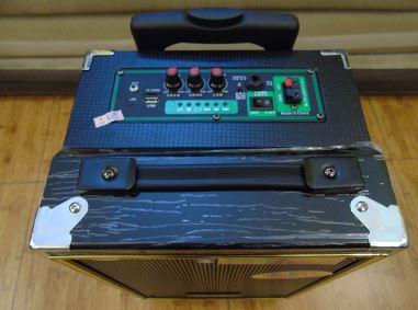 Bảng điều khiển loa kéo A8-5