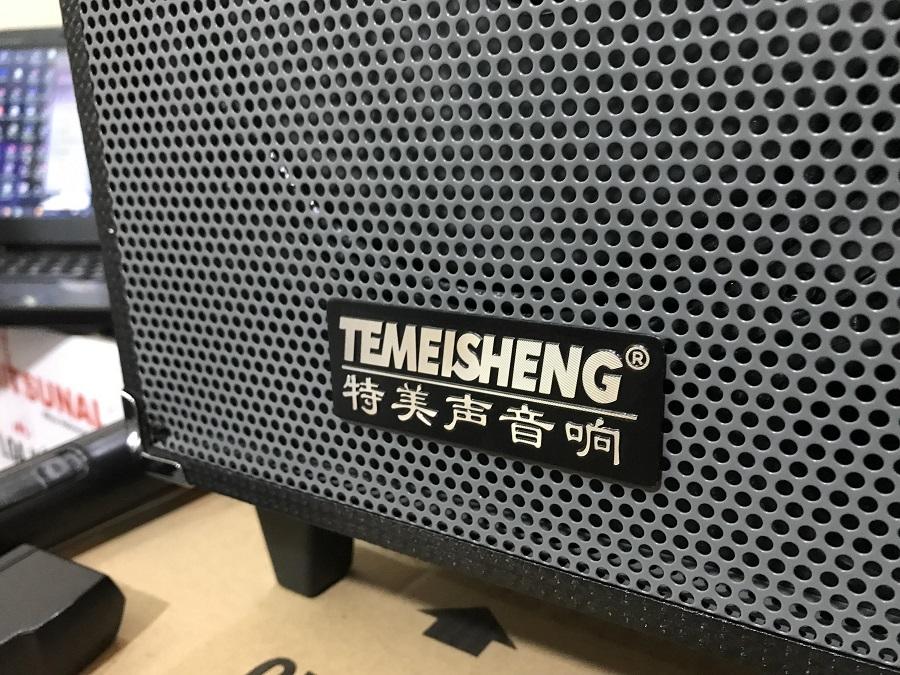 Loa kéo Temeisheng A8-2T