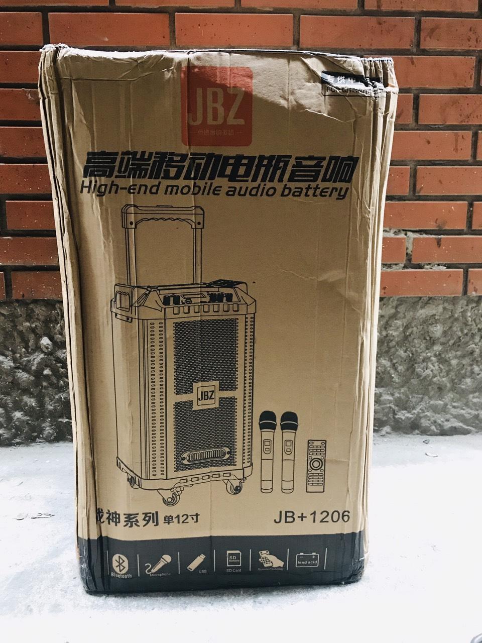 Loa kéo JBZ 1206