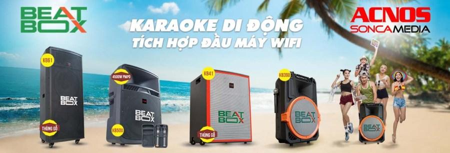 banner loa keo beatbox