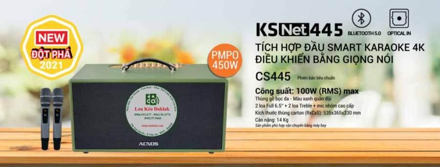 banner acnos ksnet445