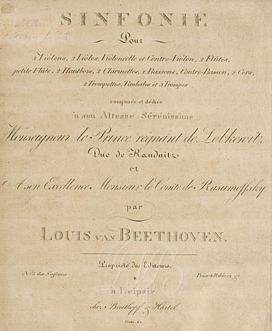 Beethoven-Symphony 5
