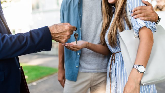 How to borrow from your retirement to buy a home