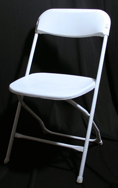 folding chair enclosure high back go anywhere tables and chairs loane bros inc samsonite adult white