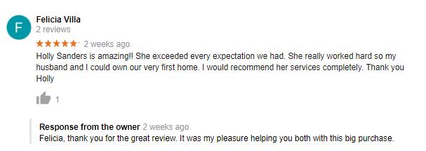 Felicia Villa Review