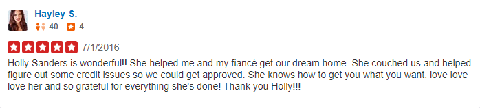 Hayley S Review