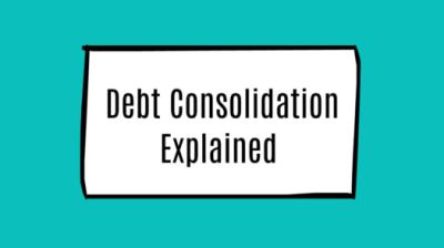 Bad Credit Debt Consolidation   Loans Canada