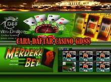 Cara Daftar dan Bermain Casino GD88 Lewat HP