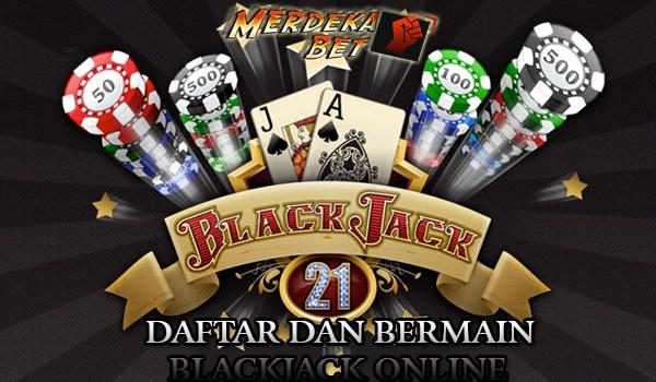 Daftar Blackjack Online