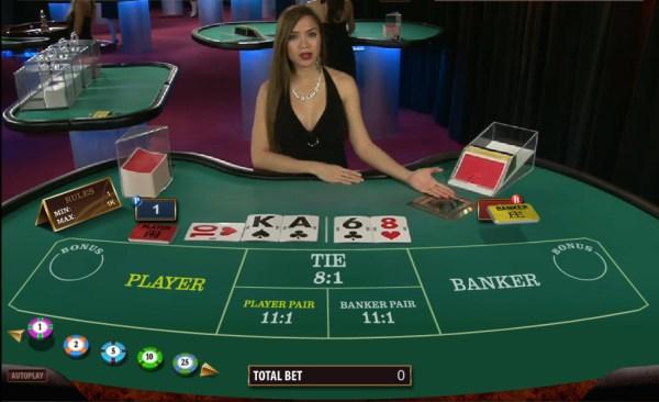 Live Baccarat - Cara Daftar Sbobet Casino Online