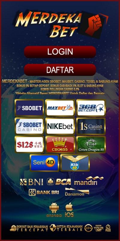 daftar merdekabet - Daftar Casino Slot Game Online