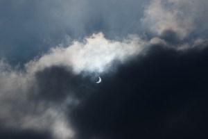 Eclipse 20 mars 2015 à Quimper