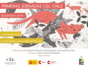 Loba Ediciones en Jornadas CIEL Chile