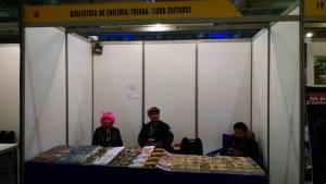 Loba Ediciones en Comic Con Chile