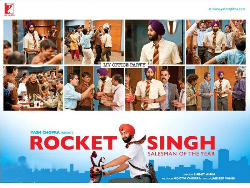 Rocket Singh: Salesman of the Year (2009) (2/4)