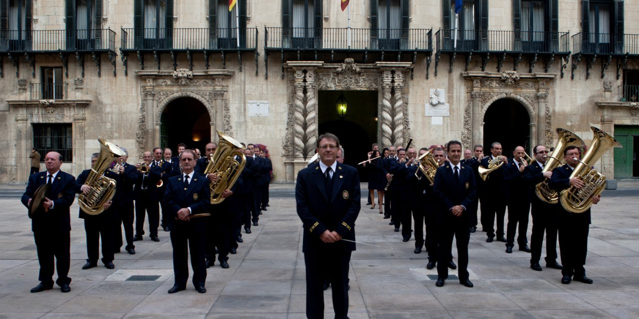 Se inician los trámites para la contratación de músicos profesionales en la Banda de Música Municipal de Alicante