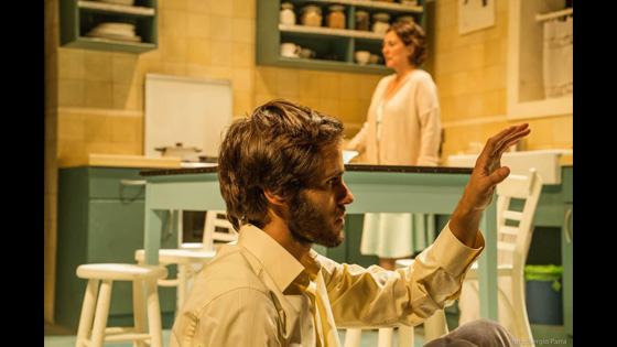 Amor de madre con «He nacido para verte sonreír», del argentino Santiago Loza en Teatro Chapí de Villena
