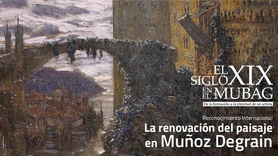 La exposición «La renovación del paisaje en Muñoz Degrain» hasta el 24 de junio en el MUBAG