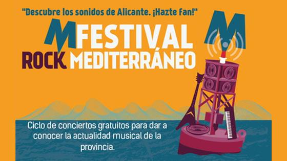 The Limboos abre la primera edición del M Festival Rock Mediterráneo en Alicante