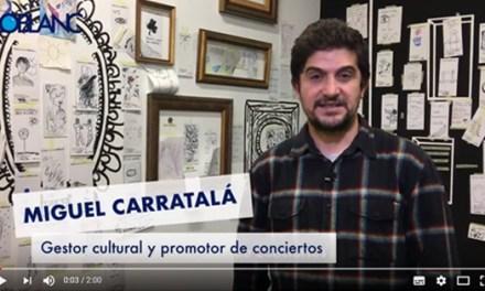 Miguel Carratalá: Un Fulgor de Moda Antónima