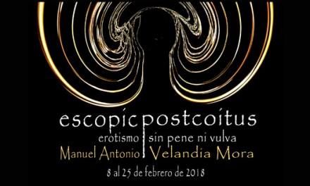 """""""Postcoitus Escópico"""", Fotografía y escultura que reflexionan sobre el erotismo sin pene ni vulva"""
