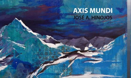 """Axis Mundi""de José Antonio Hinojos hasta el 10 de marzo en Sala Llevant de l´Auditori i Centre Cultural de la Mediterrània"