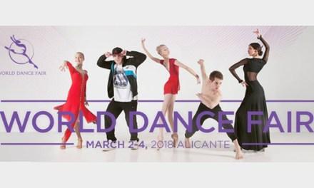World Dance Fair quiere hacer de Alicante el epicentro europeo de la danza