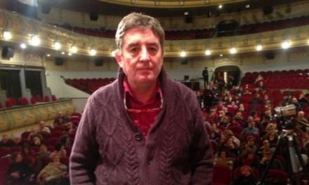"""Luis García Montero: """"La poesía es el ámbito de la resistencia"""""""