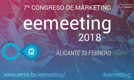 7º Congreso de Marketing eemeeting organizado por EEME Business School