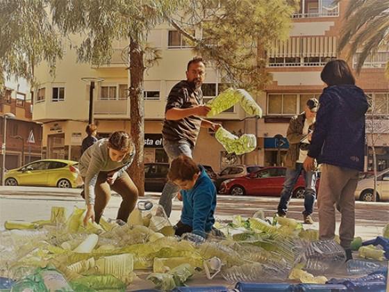 1er Muestra Eco-Artísticas. Foto: Juanjo Cervetto.