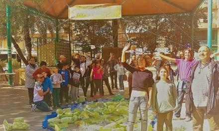 Muestra eco-artística en Alicante combina el arte, la sostenibilidad y la participación ciudadana