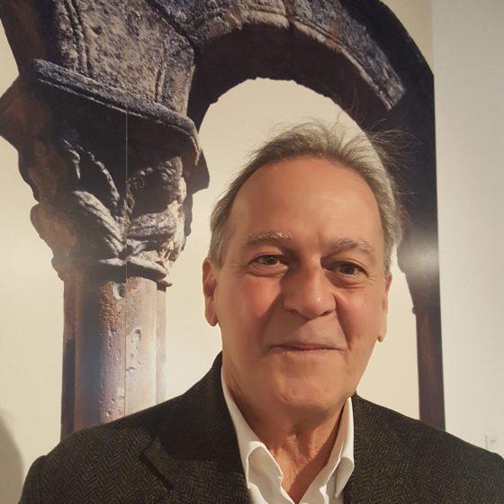 Miquel Molins Nubiola, Presidente-director de la Fundación Banco . Foto: Manuel Velandia.