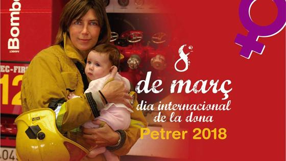 Petrer propone para el mes de marzo un completo programa de actividades para conmemorar el Día Internacional de la Mujer