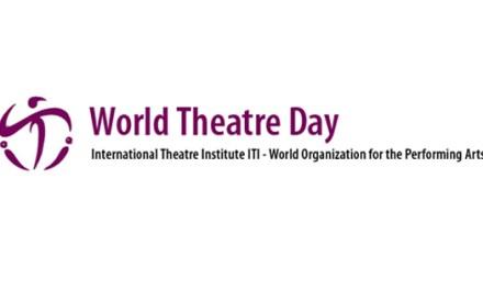 Cinco mensajes para conmemorar el Día Mundial del Teatro