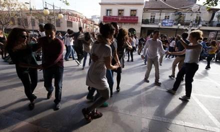 """El encuentro """"Clandestino"""" nos propone aperitivo y Lindy Hop este domingo en Santa Faz"""