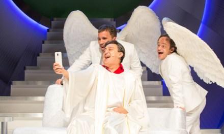 """Mariano Peña llega al Gran Teatro de Elche con el montaje """"Obra de Dios"""""""
