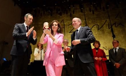 Nuria Gago gana el Premio Azorín de Novela 2018 con su obra 'Quiéreme siempre'
