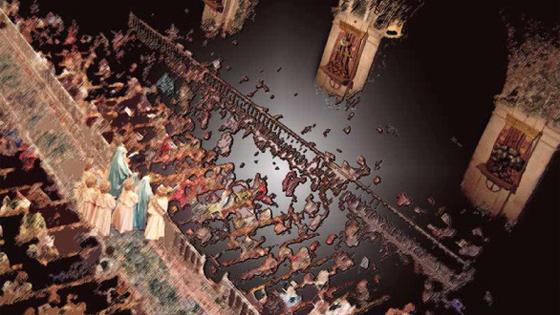 Capella y Escolanía del Misteri dan forma a la mejor antesala a la Semana Santa con el Concierto de Viernes de Dolores