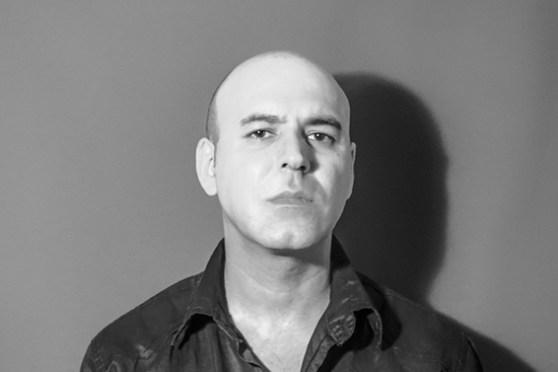 Roberto López fotografiado por María Ibañez Vazquez