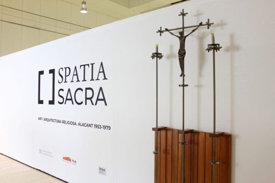 """Spatia Sacra: Arte y Arquitectura Religiosa Alicante 1953-1979"""