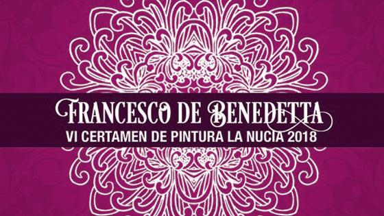 «Certamen de Pintura Francesco de Benedetta La Nucía» cierra plazo de recepción el 10 de abril